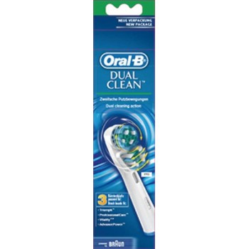 Brosses à dents - BRAUN ORAL-B Dual Clean EB417