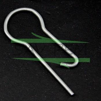 Goupille de fixation de peigne pour scarificateurs BLACK et DECKER