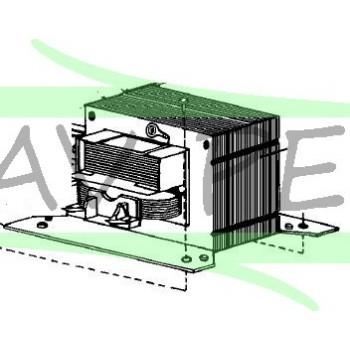 Transformateur 800W pour micro ondes AIRLUX