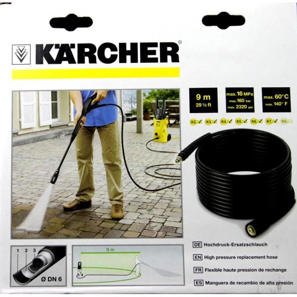 Flexible pour nettoyeur haute pression karcher sav pem - Karcher haute pression ...