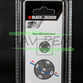 Fils X10 A6489 pour BLACK & DECKER GL7033, GL8033, GL9035