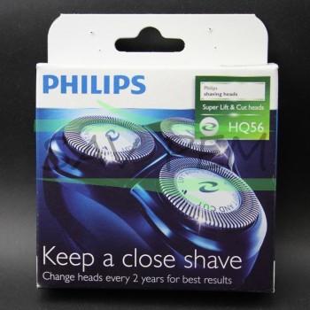 Tetes de rasage HQ5650 pous les rasoirs PHILIPS