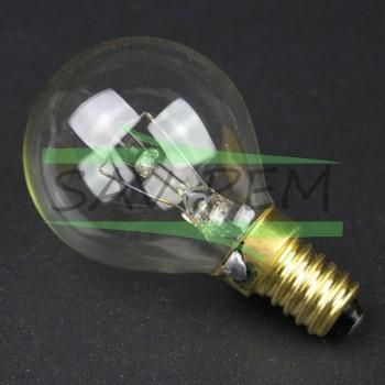 Ampoule E14 40W 300 degres pour four