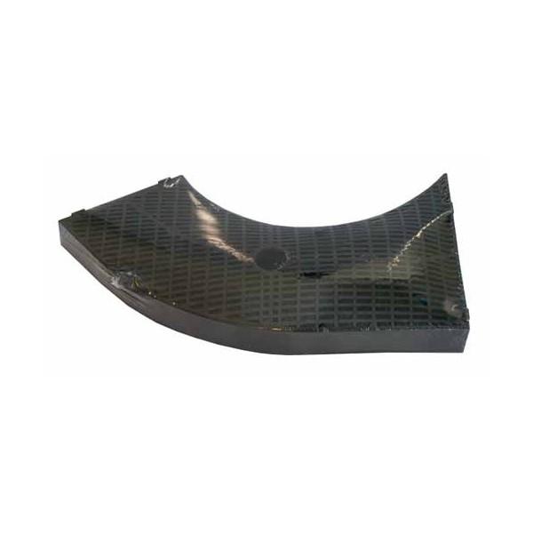 filtre charbon wpro chf85 1 type 10 sav pem. Black Bedroom Furniture Sets. Home Design Ideas