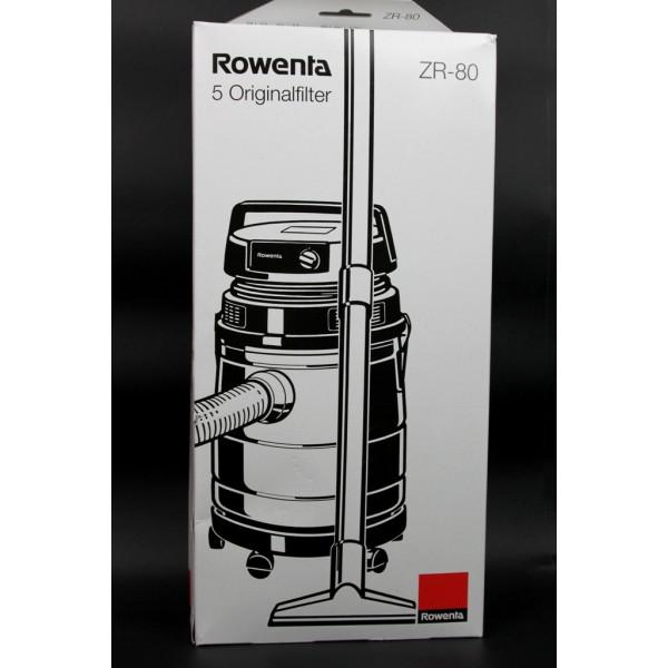 sacs zr80 pour aspirateurs rowenta vorace sav pem. Black Bedroom Furniture Sets. Home Design Ideas