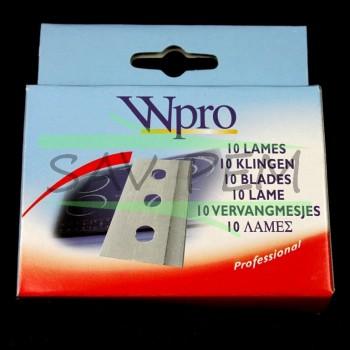 Lames pour Grattoir plaque vitro ceramique universel