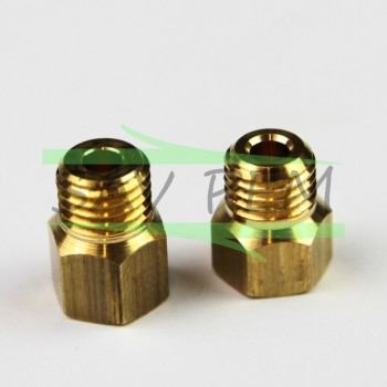 Kit injecteurs gaz butane DE DIETRICH