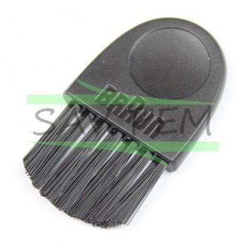 Brosse de nettoyage pour rasoirs  BRAUN, PHILIPS
