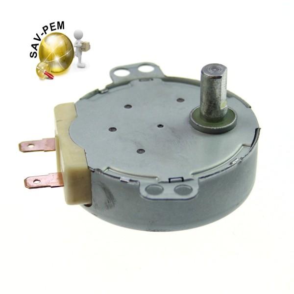 Moteur plateau tournant micro ondes airlux sav pem - Micro ondes sans plateau tournant ...