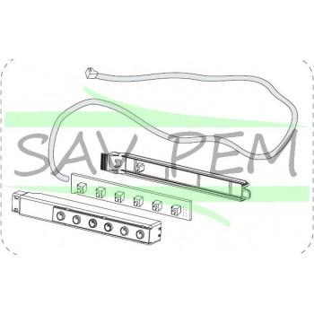 Clavier de commande hotte AIRLUX HDM200C