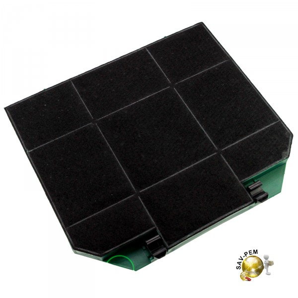 filtre a charbon ahacfl2 pour hottes airlux sav pem. Black Bedroom Furniture Sets. Home Design Ideas