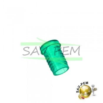 Cache lampe couleur vert four AIRLUX FE59