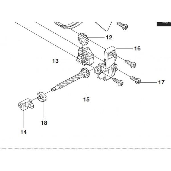 pignon de reglage chaine tronconneuse husqvarna sav pem. Black Bedroom Furniture Sets. Home Design Ideas