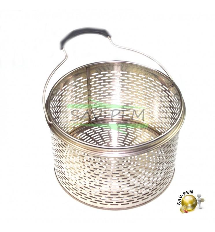 Panier ss 990564 pour cuit vapeur seb vitacuisine sav pem - Cuit vapeur inox seb ...