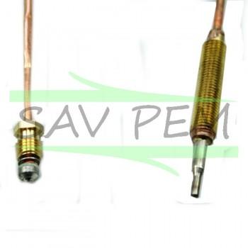 Thermocouple haut pour cuisinière GLEM GX96CQIX2 XCC970GC, XCD300C