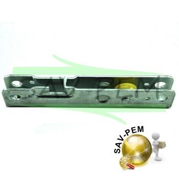 Support charnière Z01L000 pour cuisinières GLEM XCU92, XCU370C, XCU360C, XCU36C, XCU30C