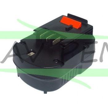 Batterie 12 volt pour BLACK et DECKER