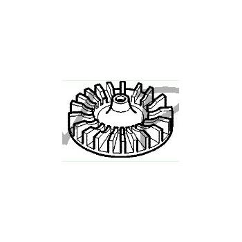Turbine pour tondeuse BLACK  et  DECKER GF1034