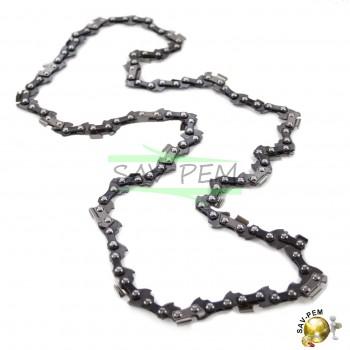 Chaine 40 cm pour tronçonneuse BLACK & DECKER GK1940T, GK2240, A6296