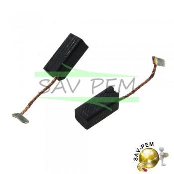 Charbons pour meuleuse FLEX 1109FE - LIS06UR