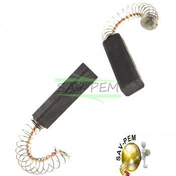Charbons pour pompe PEUGEOT PA600 - PA800