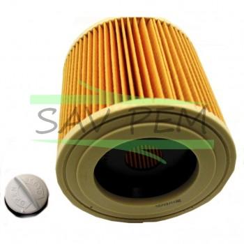 Filtre pour Aspirateur KARCHER A1000 - A2101 -A2504