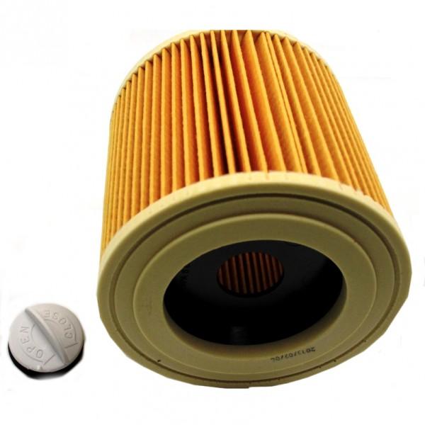 Filtre pour aspirateur karcher a1000 a2101 a2504 sav pem - Filtre aspirateur karcher ...
