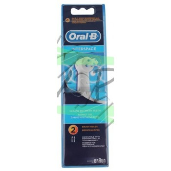 Brosses à dents - BRAUN Interspace IP17