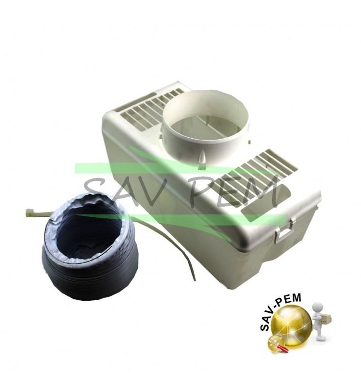Condenseur pour seche linge universel sav pem - Kit condenseur seche linge ...