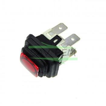 Interrupteur POM0005243 pour les nettoyeurs vapeur VAPORETTO