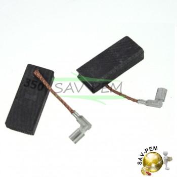 Charbons de perforateur MAKITA HK1820