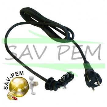 Cable POSL001107 alimentation pour appareil VAPORETTO