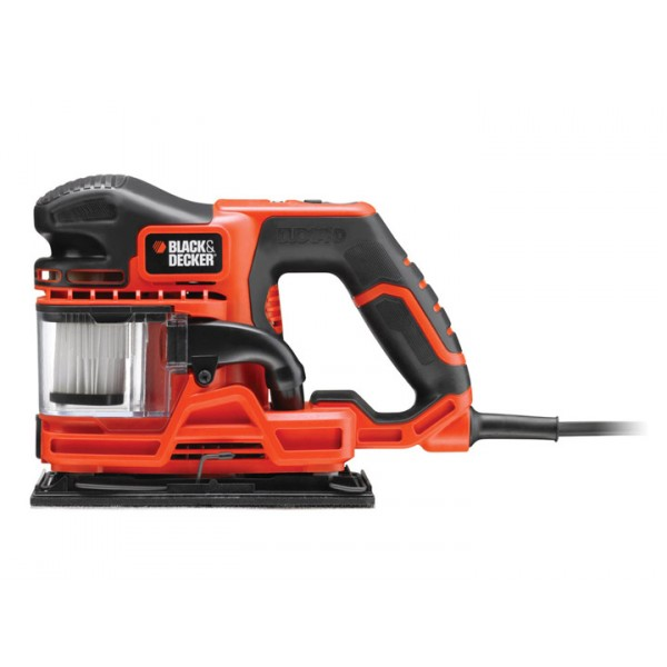 Ponceuse triangulaire black et decker plateau pointu black decker ka220e et ka250e leroy merlin - Ponceuse vibrante black et decker ...