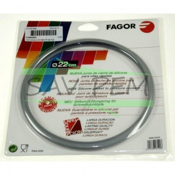 Joint pour autocuiseur RAPID EXPRESS FAGOR 8 LITRES INOX