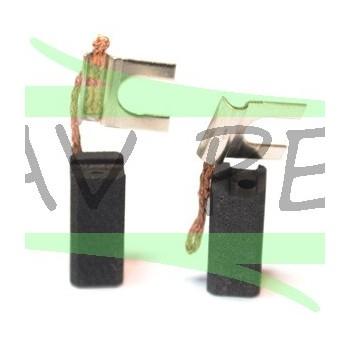 Charbons électroportatif METABO