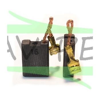Charbons pour meuleuse HITACHI G 18MR - G 18MRU