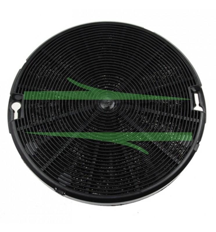 Filtres à charbon CR490 AIRLUX hottes AHGB400, AHT63, AHT93IXN