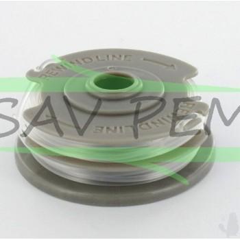 Bobine de fil adaptable pour coupe bordure RYOBI - BESTGREEN - GREENWORKS