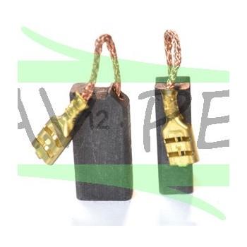 Charbons pour meuleuse DeWalt DW830 - DW830A - DW830