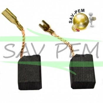 Charbons pour meuleuse DeWalt DW458 - DW458A - DW458