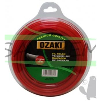 Fil nylon rond Ozaki 130m 2.0mm