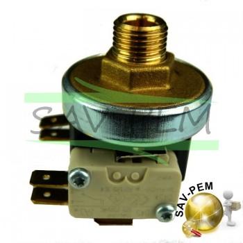 Pressostat POM0002073 pour centrale, nettoyeur vapeur VAPORETTO