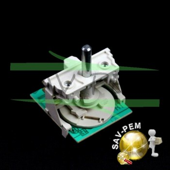 Sélecteur 3890766219 pour cuisinière ou four ELECTROLUX, FAURE.
