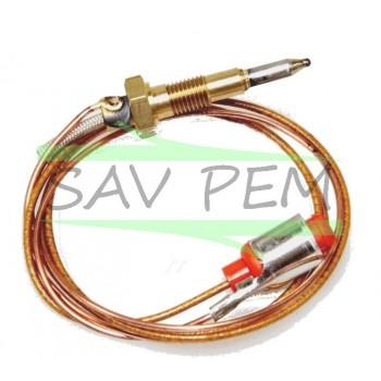 Thermocouple Z011J02 pour cuisinières GLEM CC902GTIXN