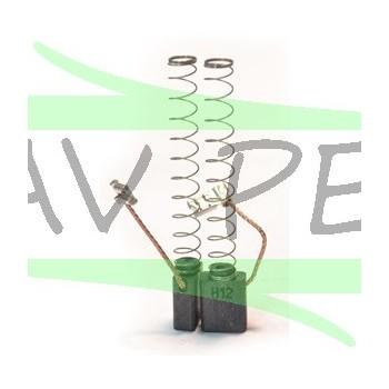 Charbons scie MILWAUKEE / AEG HK50 - HK55 - HK575