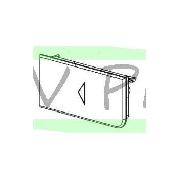 Bouton ouverture micro-onde SMEG