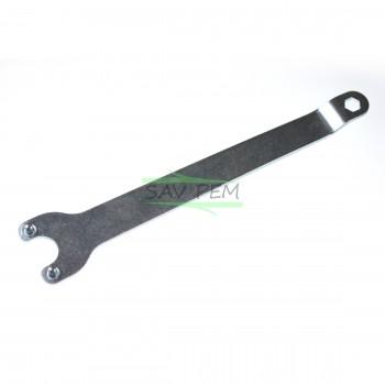 Clef de serrage pour meuleuses BLACK et DECKER diamètre 230 mm