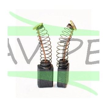 Charbons Perforateur AEG BH22E - BH22XE - BH24E -