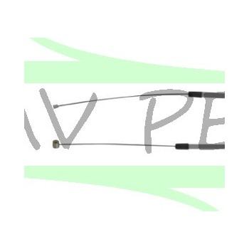 Câble d'accélération débroussailleuse STIHL FS160