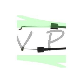 Cable d'accélération débroussailleuse WEED EATER XT260